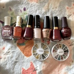 New polish lot